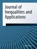 Journal of Inequalities and Applications