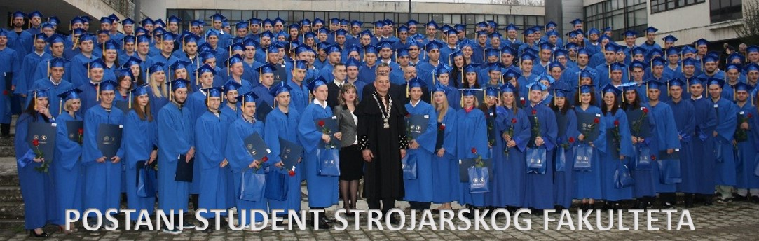 Promocija Strojarskog fakulteta